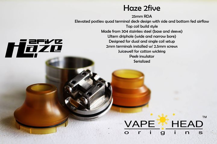 Haze 2.5