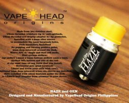 Haze 2nd Gen Vapehead Origins