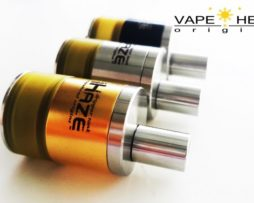 Haze Dripper Tank Vapehead Origins