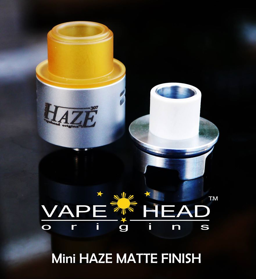 Mini Haze Vapehead Origins