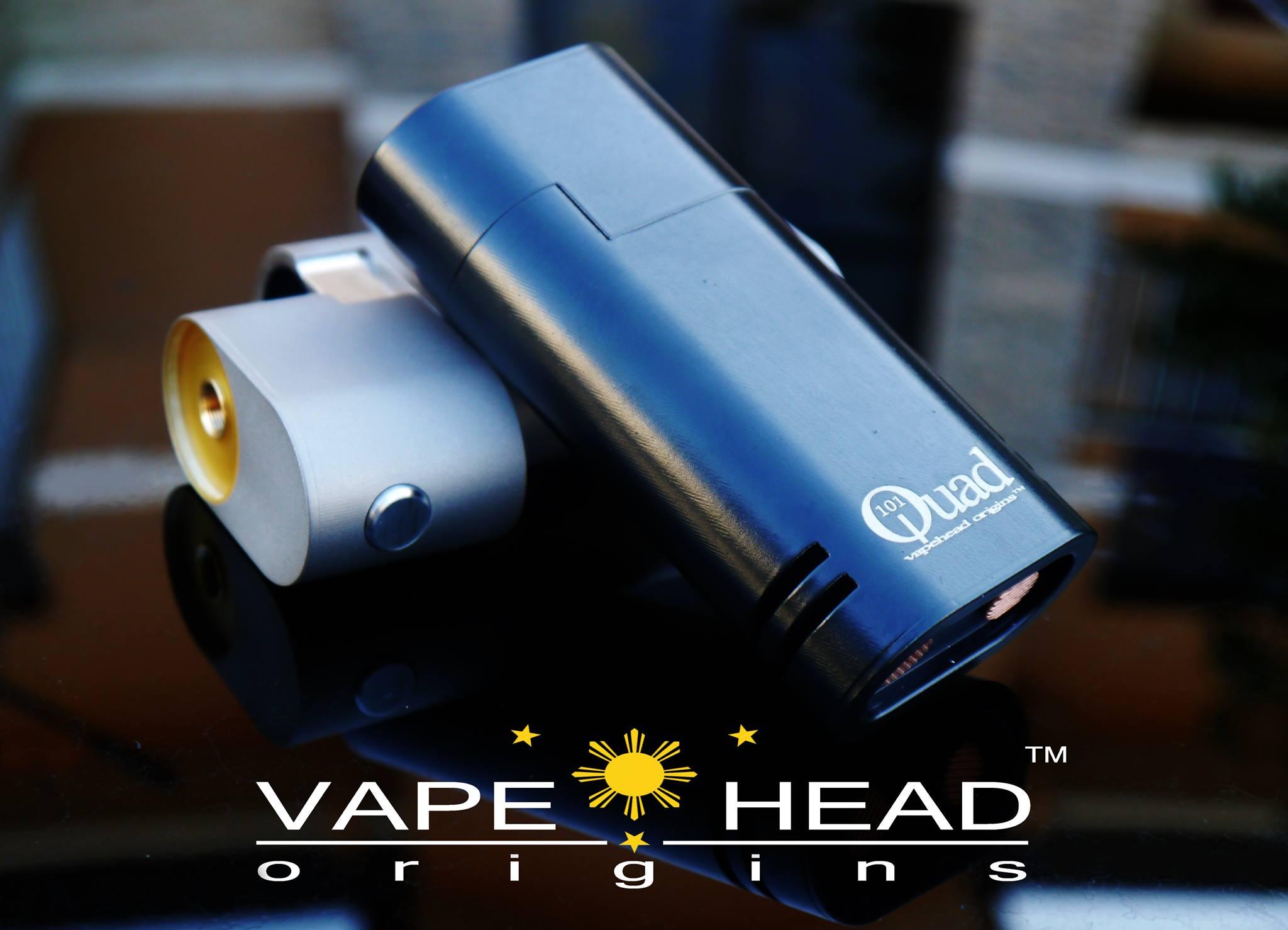 Quad Box Vapehead origins