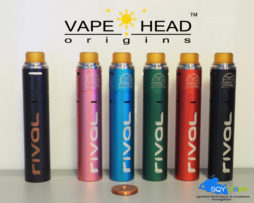 Rival Mod Hybride Vapehead Origins
